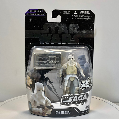 "Star Wars - The Saga Collection - Snow Trooper 3.25"" Action Figure"