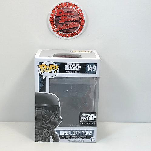 Funko Pop - Star Wars - Imperial Death Trooper #149 (Smuggler's Bounty Exclusive