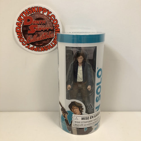 Star Wars Galaxy of Adventures - Han Solo - 3.75""