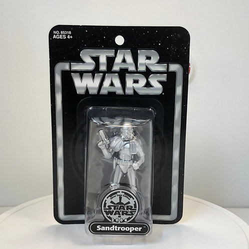 "Star Wars - Silver Saga Edition - Sandtrooper 3.25"" Action Figure"