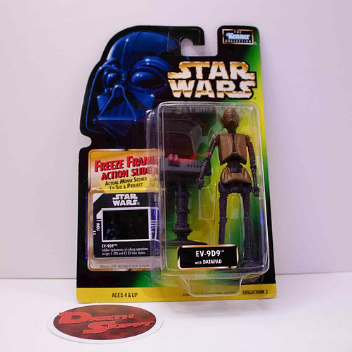 """Star Wars Power of the Force - EV-9D9 Freeze Frame """"BRAND NEW"""