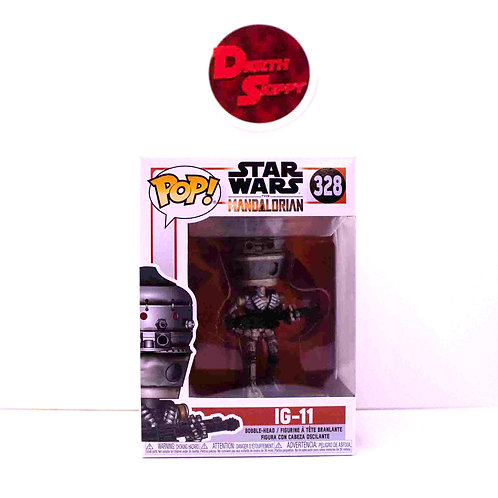 Funko Pop Star Wars the Mandalorian IG-11 #328