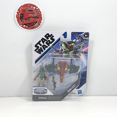 Star Wars - Mission Fleet - Boba Fett