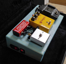 Custom Rough Rider Large with Power and Instrument Couplers.