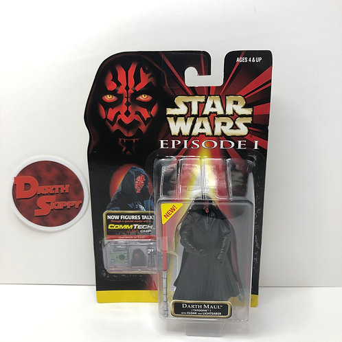Star Wars - Episode 1 - Darth Maul Tatooine (Commtech Chip) Collection 1