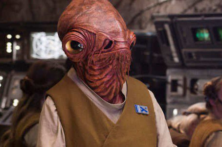 The Death of Admiral Ackbar...Meaningless?
