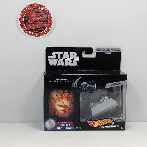 Hot Wheels - Star Wars Starship Commemorative - Darth Vader's Tie Fighter