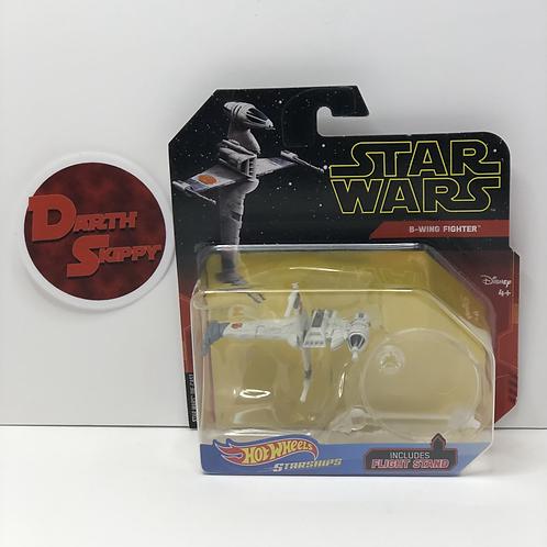 Hot Wheels SW B-Wing Fighter (Black Card)