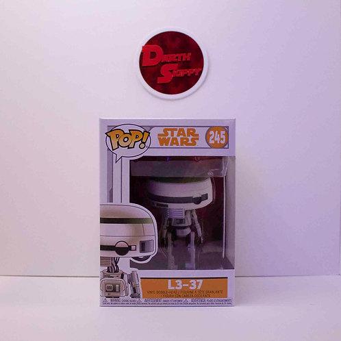 Funko Pop Star Wars Solo -  L3-37 #245