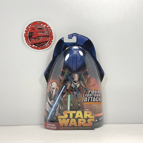 """Star Wars - Revenge of the Sith - General Grievous - 3.75"""""""