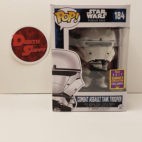 Funko Pop Star Wars Combat Assault Tank Trooper #184
