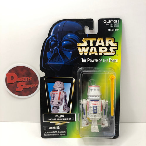 Power of the Force R5-D4 (Green Card) Collection 1