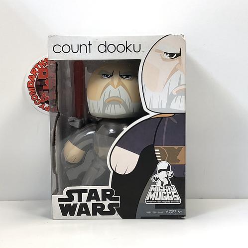 Mighty Muggs - Star Wars - Count Dooku (2008)