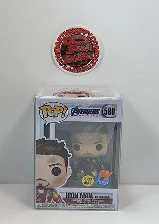 Funko Pop - Avengers Endgame - Iron Man #580 (I am Iron Man) Glow in the Dark