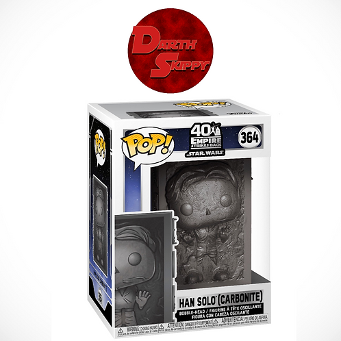 Funko Pop Star Wars Han Solo Carbonite #364 ESB 40th Anniversary