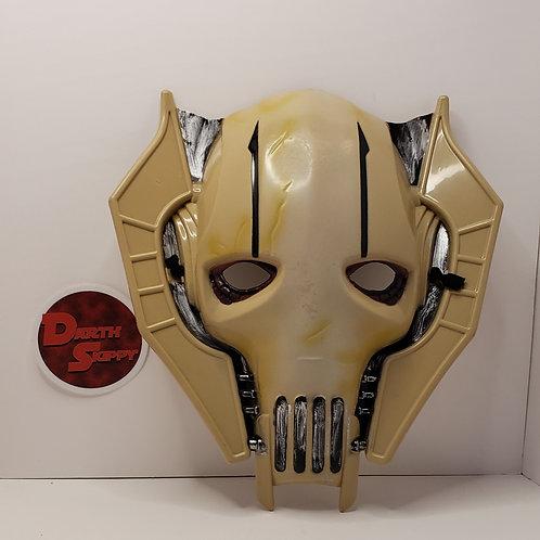 General Grievous Mask - Solid Plastic