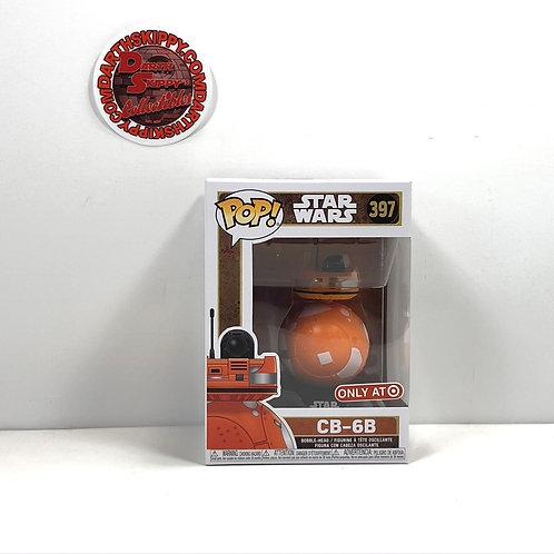 Funko Pop - Star Wars - CB-6B #397 (Target Exclusive)