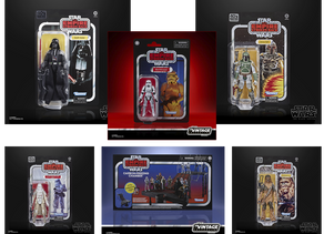 Star Wars Toys that I'm Excited For