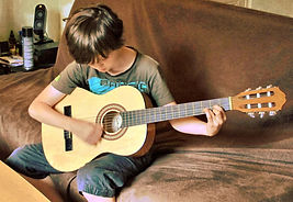 cours guitare vichy