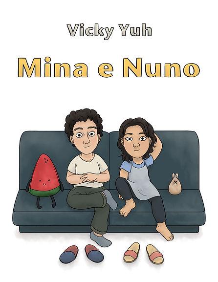 Mina e Nuno cover art