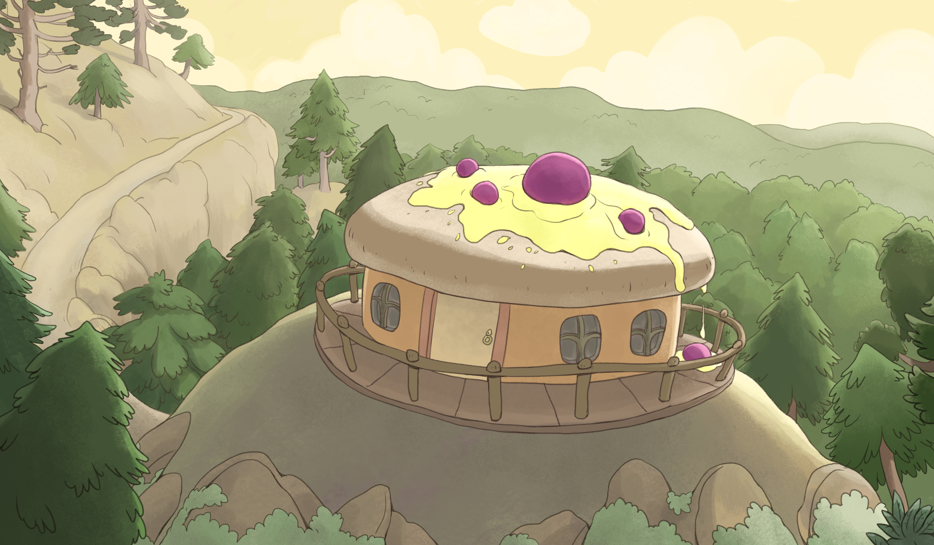 Syrupy Hut