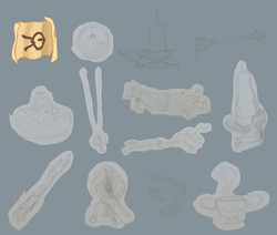 Witchy Items