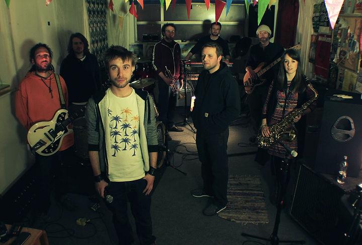 Steel City Rhythm, Sheffield reggae dub festival fusion band