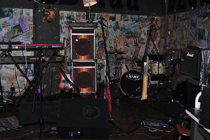 Steel City Rhythm Reggae Dub Festival Fusion band Dada Sheffield