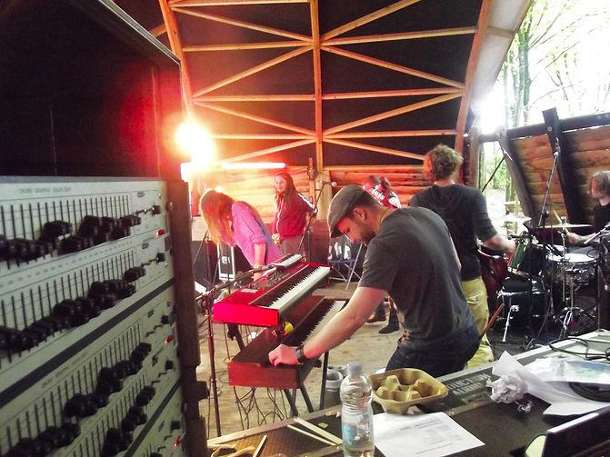 Steel City Rhythm Live UK Reggae, Dub and Festival Fusion at Boomtown Fair 2014