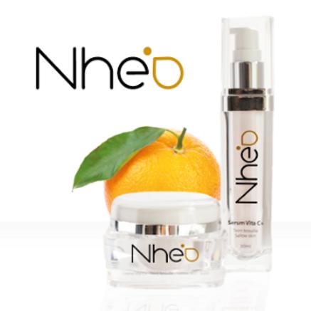 Nhéo - Pochette cure vitamine C