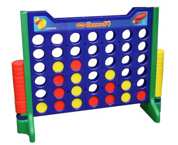 GIANT HASBRO CONNECT4