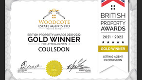 British Property Award winner 2021 - 2022