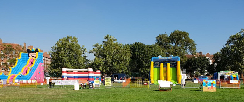 Mr M Public Events Setup