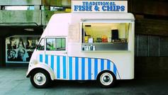 FISH & CHIPS VAN