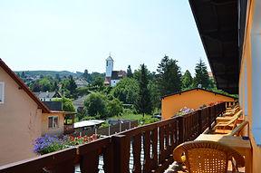Hotel Zimmer mit Balkon