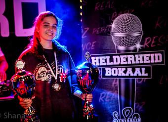 Helderheidbokaal - 3e open mic Rotterdam