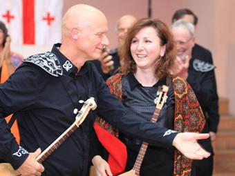 Workshopdag Georgian Polyphonic Singing
