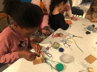 Kinderworkshop armbandjes maken