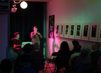 Daniel Clason + Luca Zennaro Duo Concert Premiere