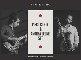 Piero Conte & Andrea Leone 5ET