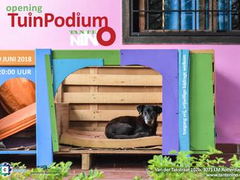 Opening TuinPodium