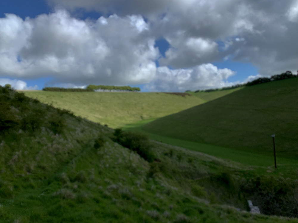 A Yorkshire wold called Fairy Dale united kingdom