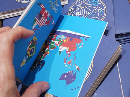 A new take on the Travel Journal