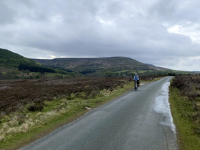 Next stop - A Cycle Ride around Yorkshire's Wolds and Moors