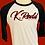 Thumbnail: 3D K.Redd Baseball Tee