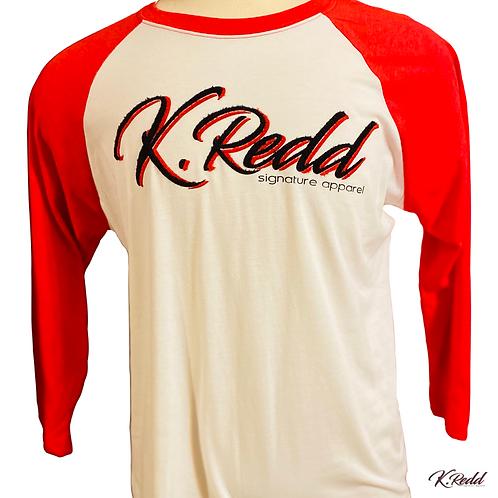 3D K.Redd Baseball Tee
