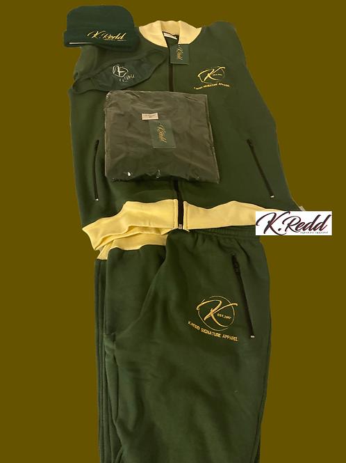 Varsity Jacket & Jogger Set