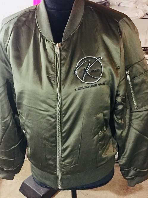 K.Redd Bomber  jacket