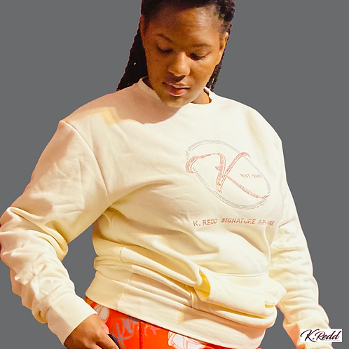 K. Redd Pocketed Sweater