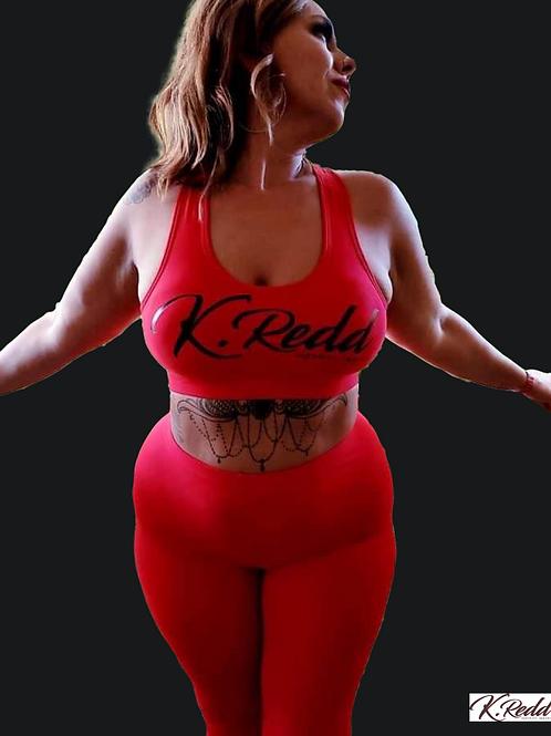 K.Redd Sports Bra and Leggings set
